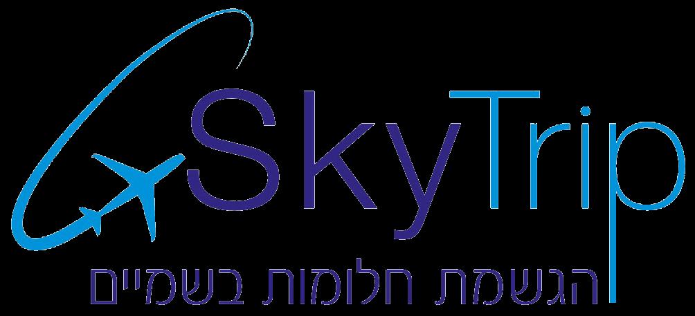SkyTrip – סקייטריפ הדרכת טיסה וטיסות חוויה במטוסים קלים