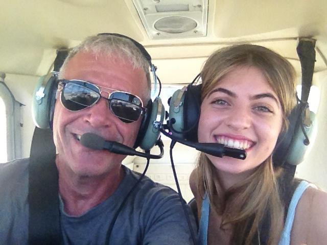 להטיס מטוס בגיל 16