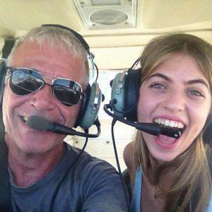 טייס ליום אחד - הטסת מטוס עם מדריך טיסה