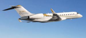 מטוס מנהלים בומברדייה גלובל 6000