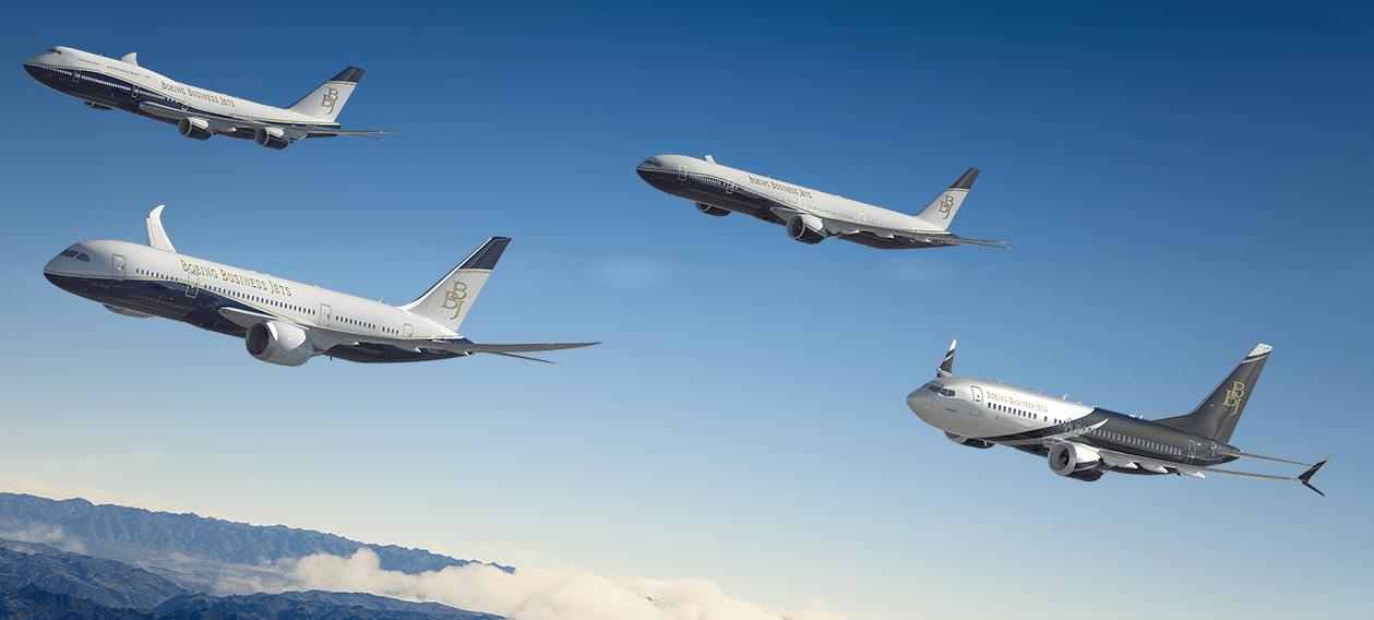 מטוסי בואינג BBJ