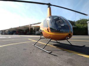 מסוק רןבינסון r22 ללימוד טיסה