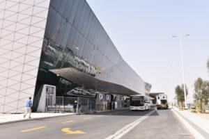 הטרמינל בשדה התעופה רמון