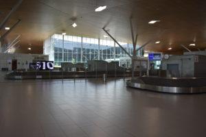 הטרמינל של שדה התעופה רמון מבפנים