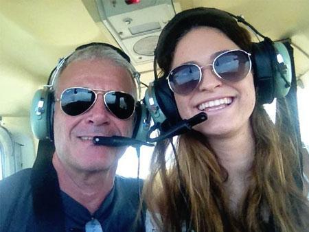 טיסת חוויה בארץ